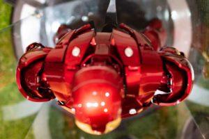 アイアンマン実機サンプル 上部