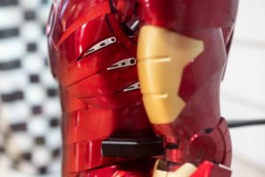 アイアンマン実機サンプル 胸部