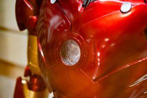 アイアンマン実機サンプルアークリアクター