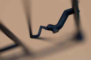 週刊ブルートレイン 3車両をつくる創刊号付属パーツのランナー