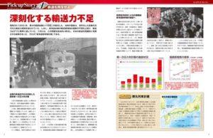 隔週刊「鉄道 ザ・プロジェクト」のマガジン内容