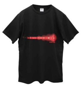 「週刊ナイトライダー」募者全員プレゼントのナイト2000オリジナルTシャツ
