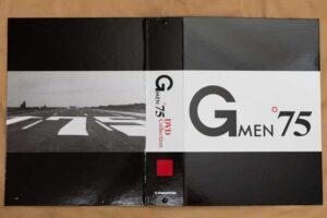 「隔週刊Gメン'75 DVD コレクション」第2号付属のDVDフォルダー外側