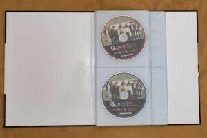 「隔週刊Gメン'75 DVD コレクション」第2号付属のDVDフォルダーのDVD収納面