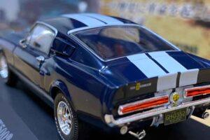デアゴスティーニ「隔週刊アメリカンカー コレクション」創刊号のマスタングシェルビーGT500